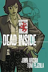 Dead Inside #1 Main Cvr