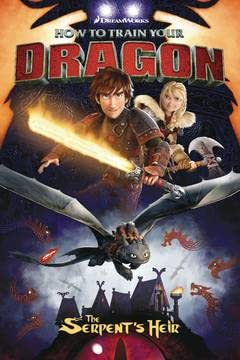 How Train Your Dragon Vol. 1: Serpents Heir TP