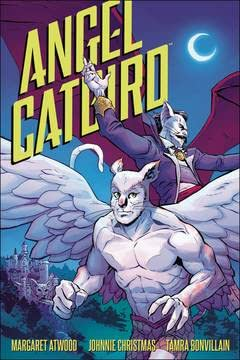 Angel Catbird Vol. 2: Castle Catula HC