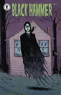 Black Hammer #6 Lemire Var