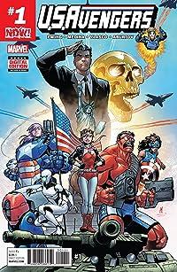 Now Us Avengers #1