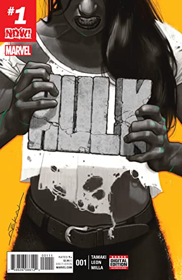 Now Hulk #1