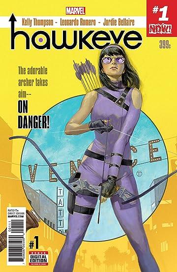 Now Hawkeye #1