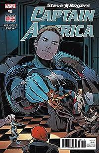 Captain America: Steve Rogers (2016-) #8