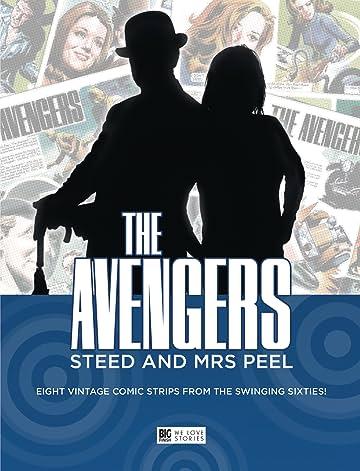 Avengers Steed & Mrs Peel Vol. 1: Diana Mag Uk 1966-67