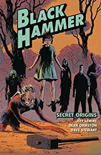 Black Hammer Vol. 1: Secret Origins TP
