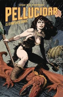 Edgar Rice Burroughs Pellucidar At Earths Core TP