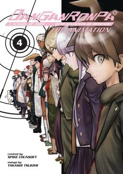 Danganronpa Vol. 4 TP