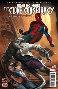 The Clone Conspiracy (2016-) #4 (of 5) Cc