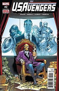 Now Us Avengers #2