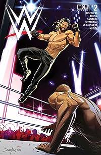 WWE #2 Main Cvr