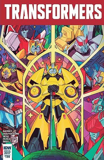 Transformers Annual 2017 #1
