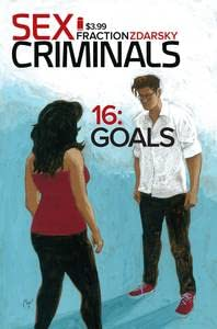 Sex Criminals #16 (MR)