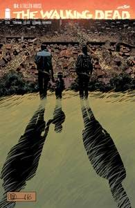 The Walking Dead #164 (MR)