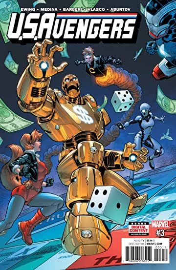 Now Us Avengers #3