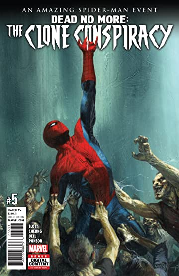 The Clone Conspiracy (2016-) #5 (of 5)
