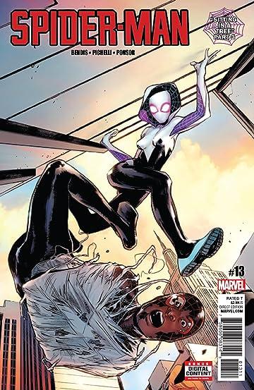 Spider-Man (2016-) #13