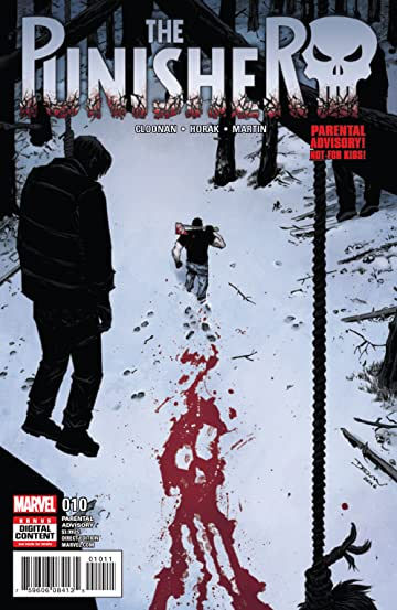 The Punisher (2016-) #10