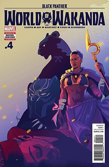 Black Panther: World of Wakanda (2016-) #4