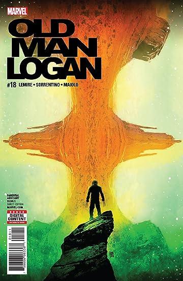 Old Man Logan (2016-) #18