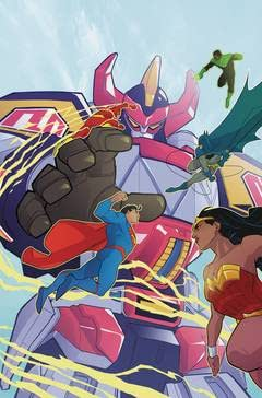 Justice League Power Rangers #3 (of 6)