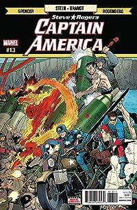 Captain America: Steve Rogers (2016-) #13