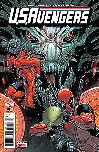 Now Us Avengers #4