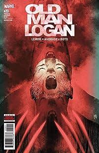 Old Man Logan (2016-) #20