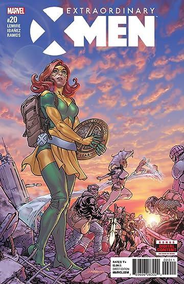 Extraordinary X-Men (2015-) #20