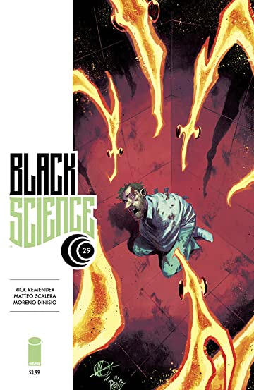 Black Science #29 (MR)