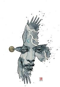 Neil Gaiman American Gods The Shadows #1 Mack Var Cvr