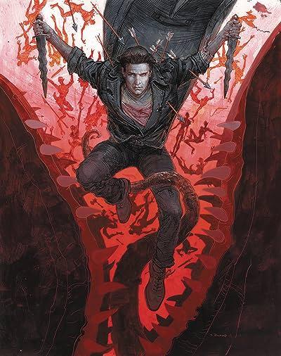 Angel: Season 11 #3 Main Fischer Cvr