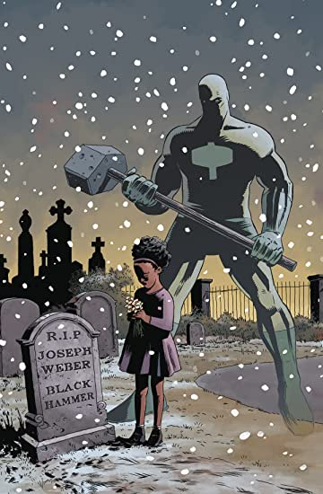 Black Hammer #7 Ormston Main