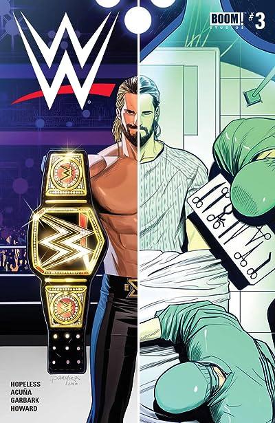WWE #3 Main Cvr