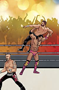 WWE #3 Unlock Action Figure Var