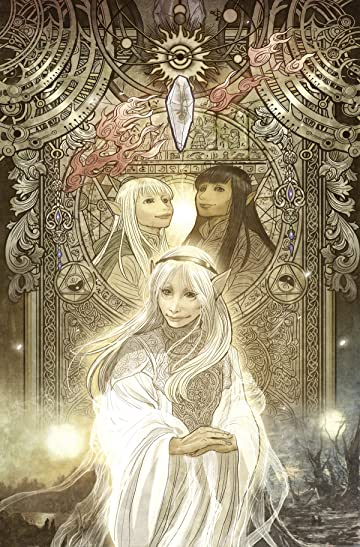 Jim Henson\'s The Power of the Dark Crystal #2 (of 12) Subscription Takeda Cvr