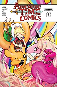 Adventure Time Comics #9