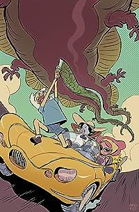 Adventure Time Comics #9 Subscription Ries Cvr
