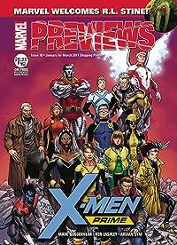 Marvel Previews #164