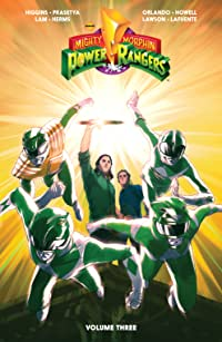 Mighty Morphin Power Rangers Vol. 3 TP