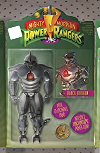 Mighty Morphin Power Rangers #14 Unlock Action Figure Var