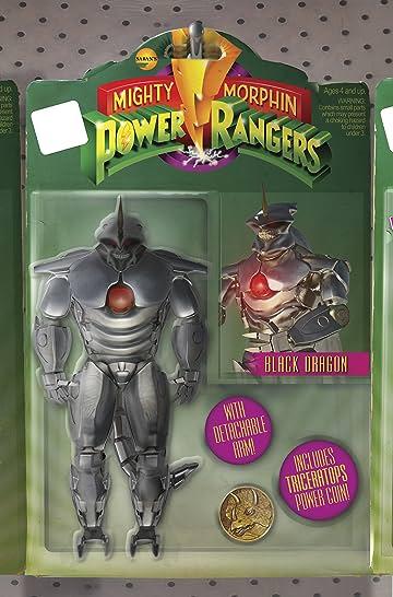 Mighty Morphin Power Rangers #14 Unlock Action Figure Var