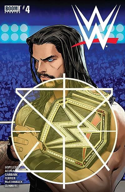 WWE #4 Main Cvr