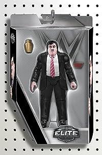 WWE #4 Unlock Action Figure Var