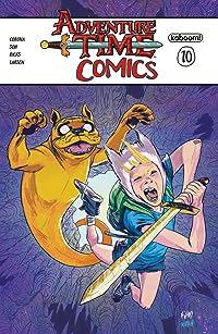 Adventure Time Comics #10 Cvr A Gorham