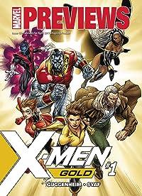 Marvel Previews #165