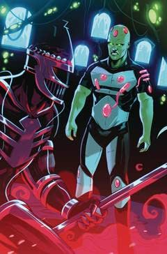 Justice League Power Rangers #4 (of 6)
