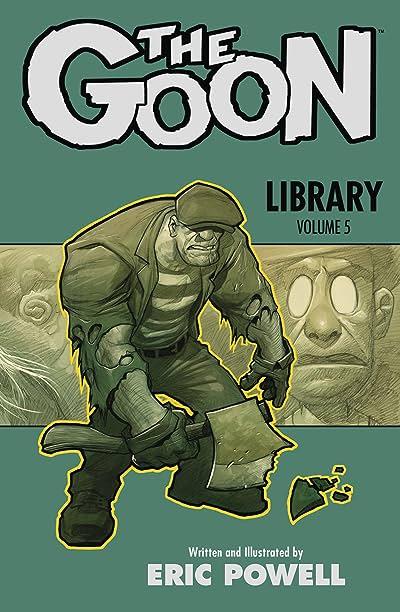 The Goon Vol. 5 HC