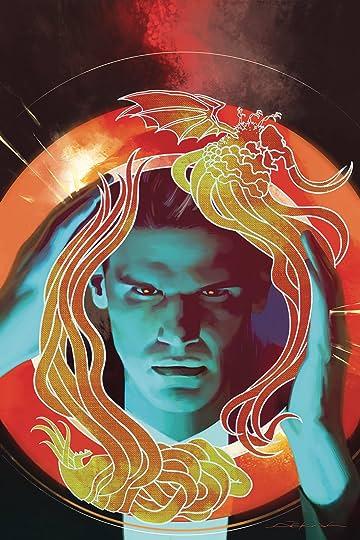 Angel: Season 11 #4 Var Dekal Cvr