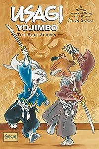 Usagi Yojimbo Vol. 31: Hell Screen TP